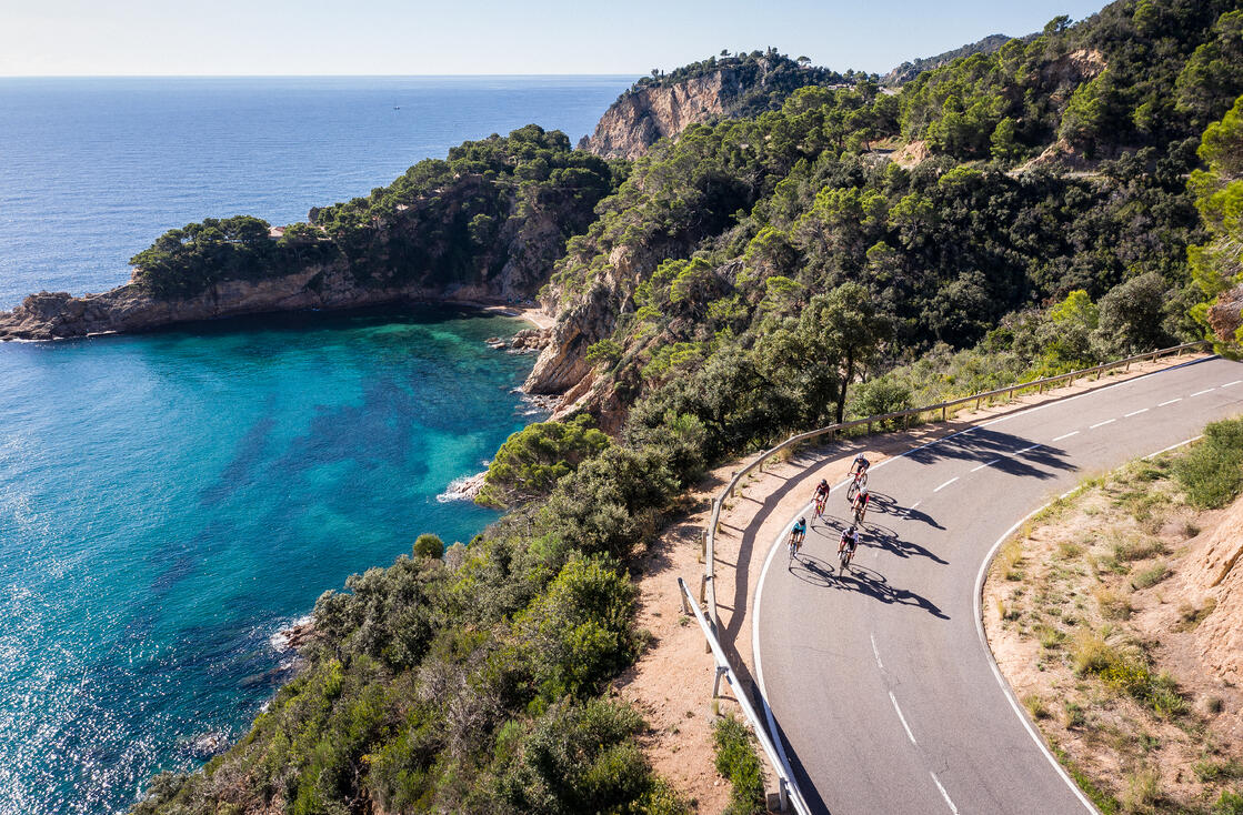Experience the best cycling around Girona