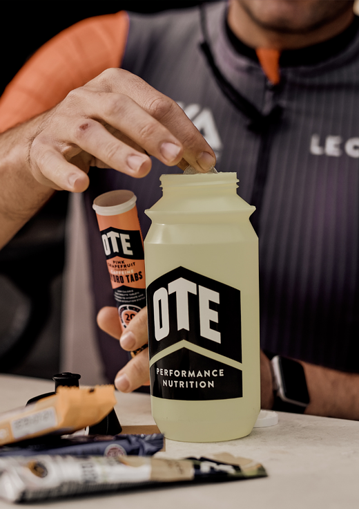 OTE know nutrition