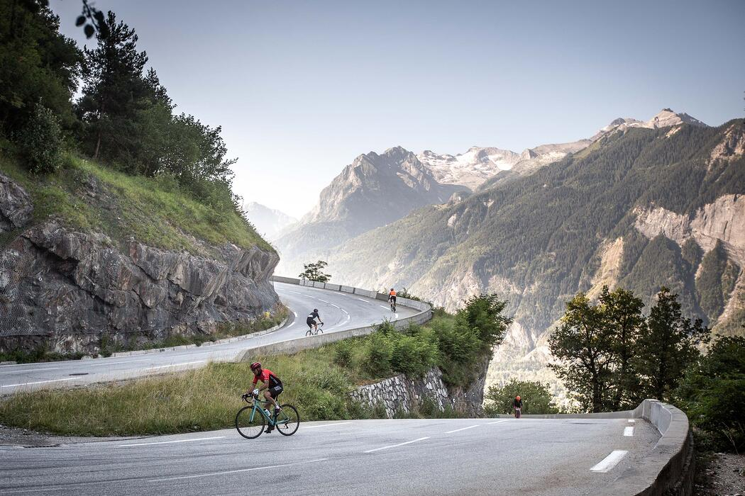 Haute Route Alps